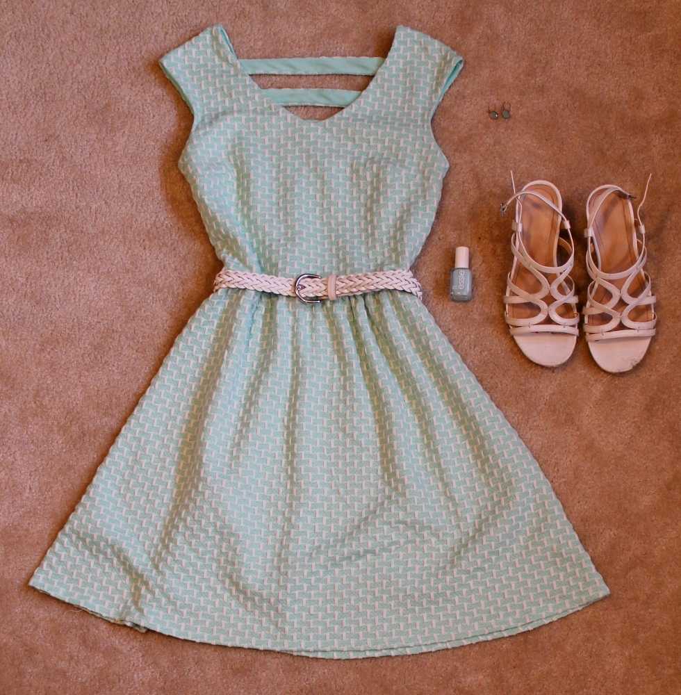 Spring Outfit! (1/4)