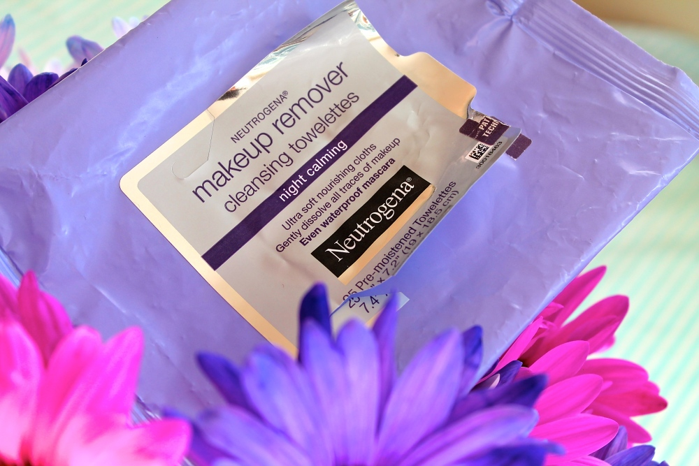 Neutrogena Night Calming Make Up Wipes Review
